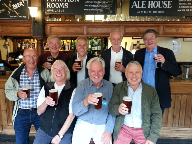 King Commode reunion.50 years on