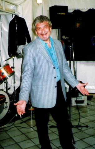 The late great John Burnett