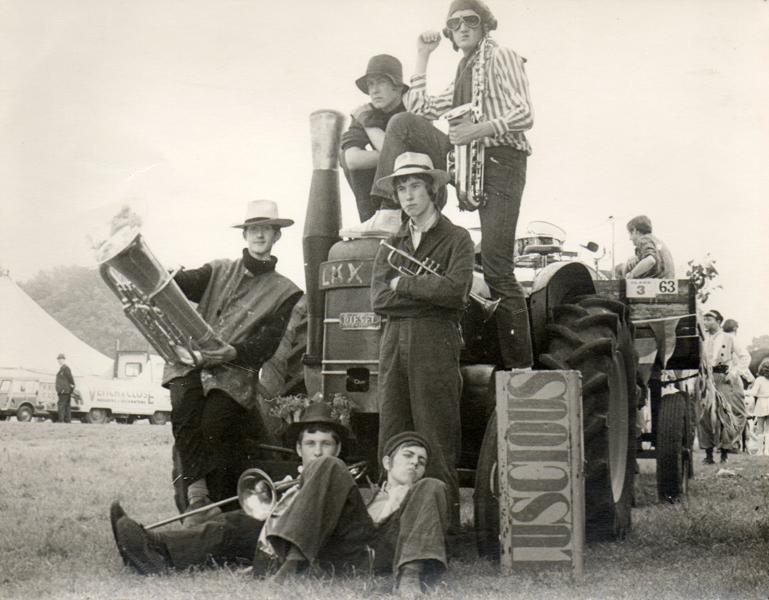 Watford Carnival 1966